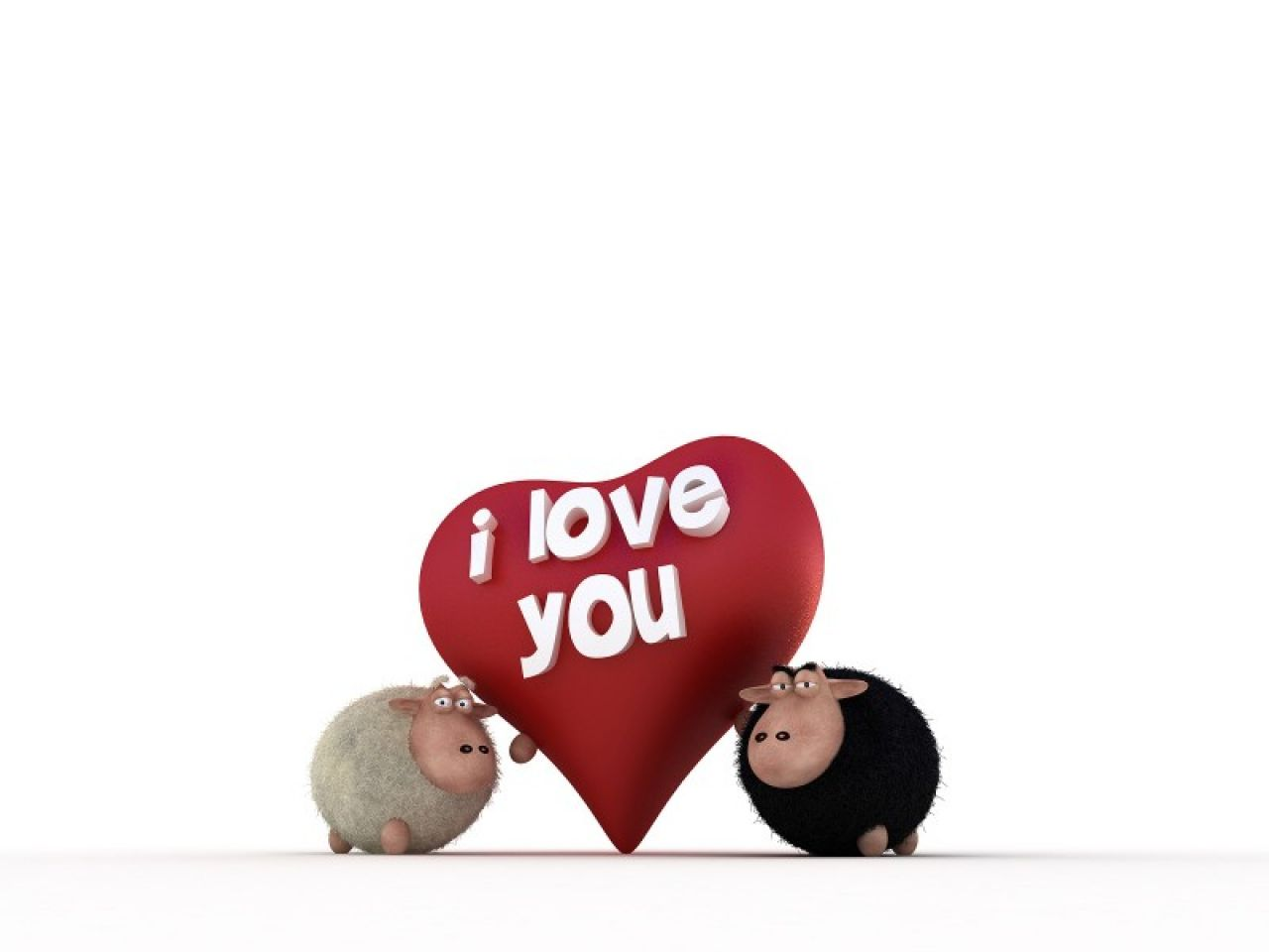 I Love you en San Valentín