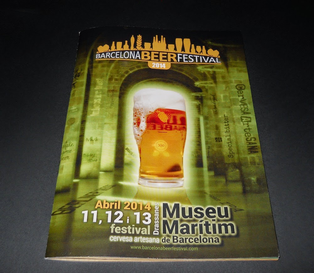 programa del festival cervecero