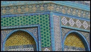 Detalle Azulejo, Gran Mezquita