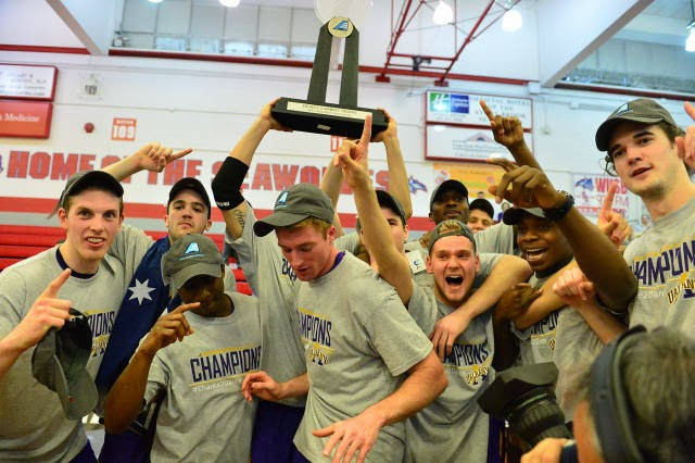 Men's Basketball AE Champions