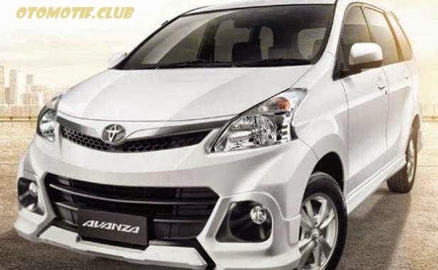 Foto Toyota Avanza Luxury - front