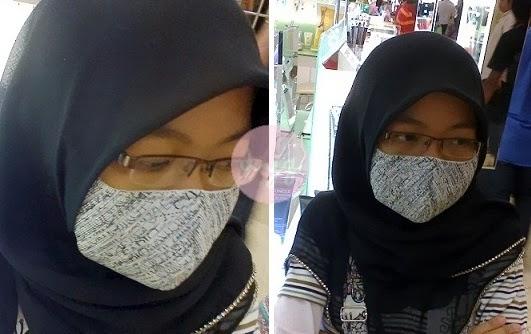 Tips Selesa Pemakaian Mask