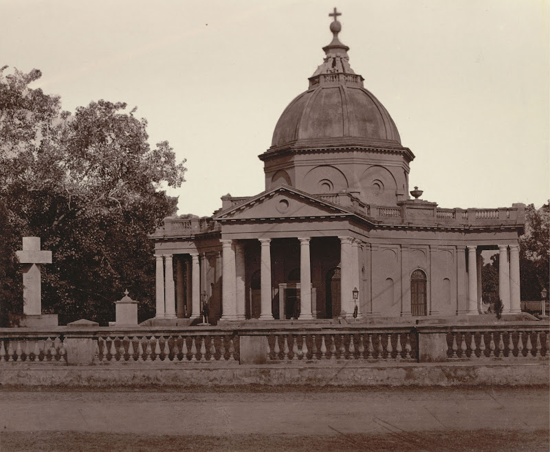 St. James's Church - Delhi 1860