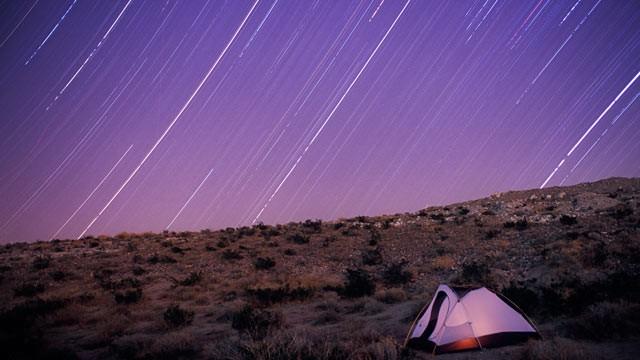 Perseid Meteor Shower 2011