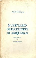 MUESTRARIO DE ESCRITORES GUARIQUEÑOS- 1985