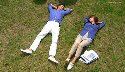 Cinta Dimulai Yoon Eun Hye dan Kang Ji Hwan dalam 'Lie to Me' Episode 11