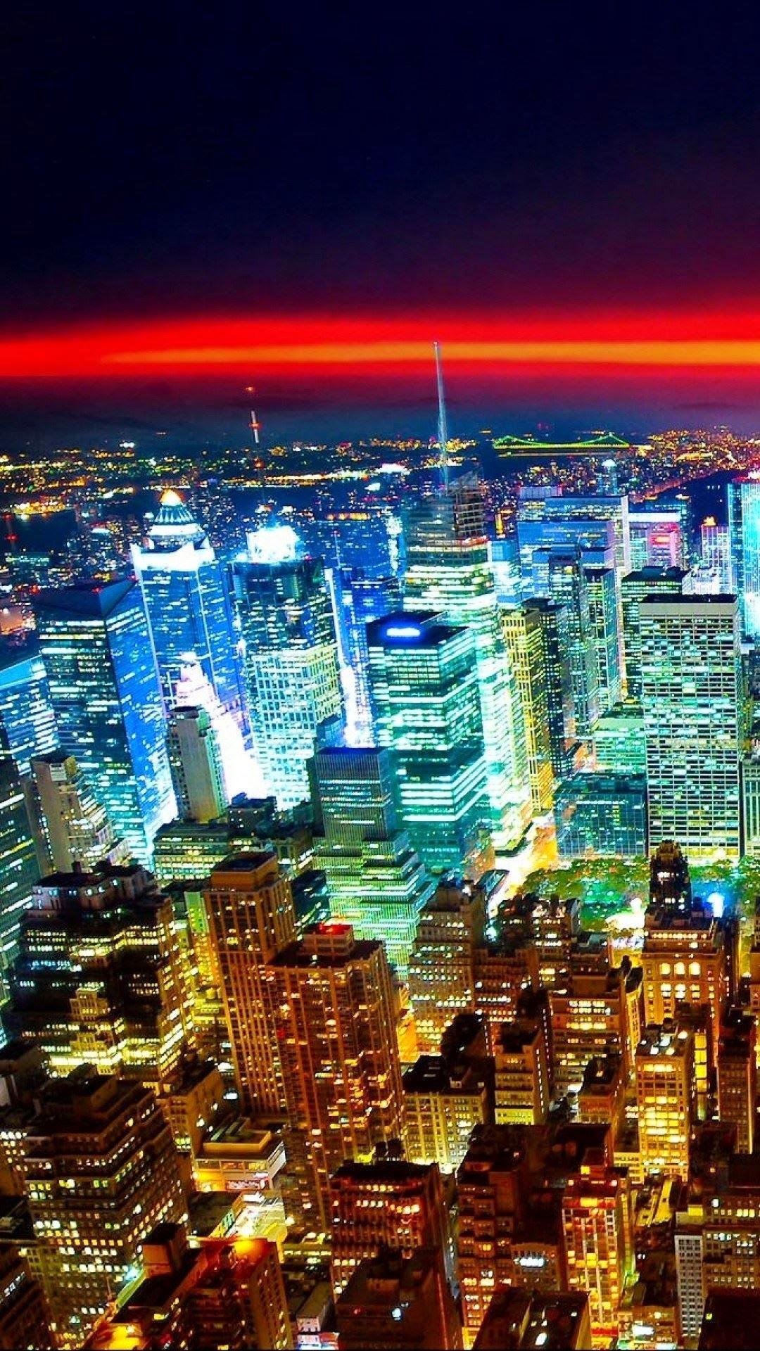 Обои ночной город, ночь, seattle. Города foto 8