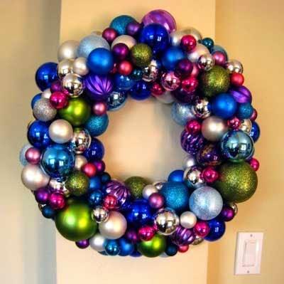 Me late chocolate ideas de como hacer coronas navide as para esta navidad 2014 2015 - Como hacer coronas navidenas ...