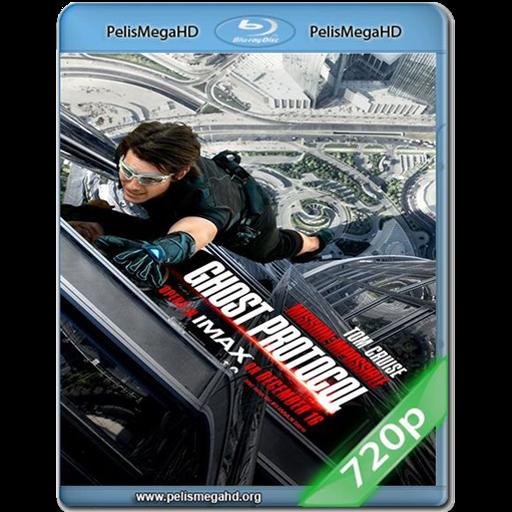 MISION IMPOSIBLE 4 (2011) 720P ESPAÑOL LATINO