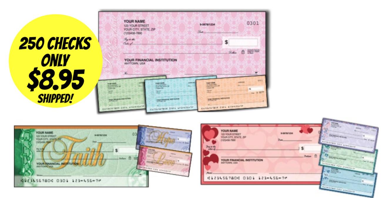 http://www.thebinderladies.com/2014/12/4checkscom-2-boxes-250-total-checks-895.html