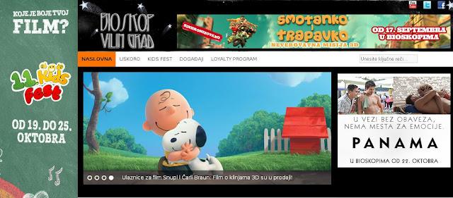 """Bioskop """"Vilin grad"""" jedan od najboljih bioskopa u Evropi"""