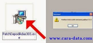 peringatan-pada-proses-instal-dapodikdas-versi-303