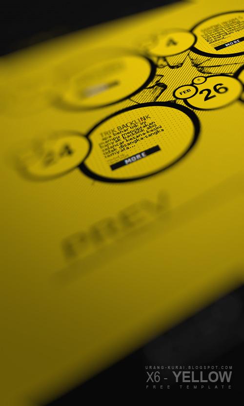 X6 - yellow