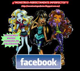 """¡Búscanos en """"Facebook""""!"""