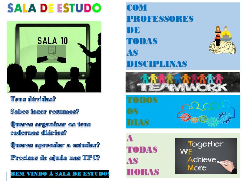 SALA DE ESTUDO - SALA 10