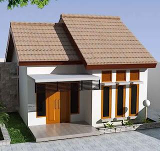 Contoh Desain Rumah Sederhana Minimalis 1 Lantai 04
