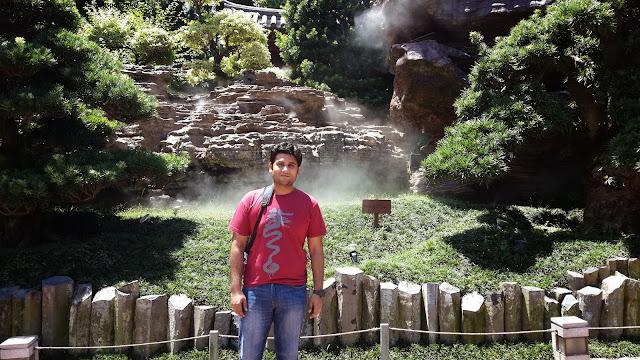 Chi Lin Nunnery- Nan Lian Gardens