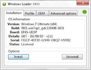 loader 2013.Capa Download   Ativador do Windows 7 loader 2013   Versão Atualizada (correção de erros)