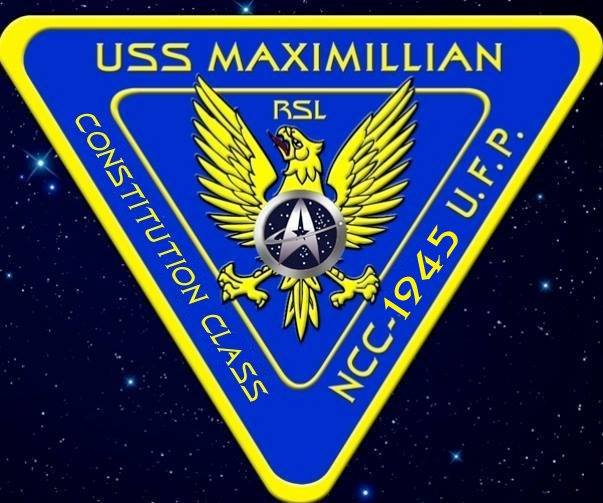 USS Maximillian NCC - 1945 Star Trek Fan Group