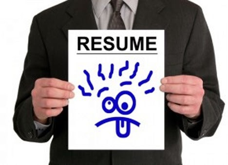 what to do when your resume looks like bad news career