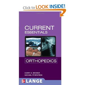 CURRENT Essentials Orthopedics (Lange Current) PDF