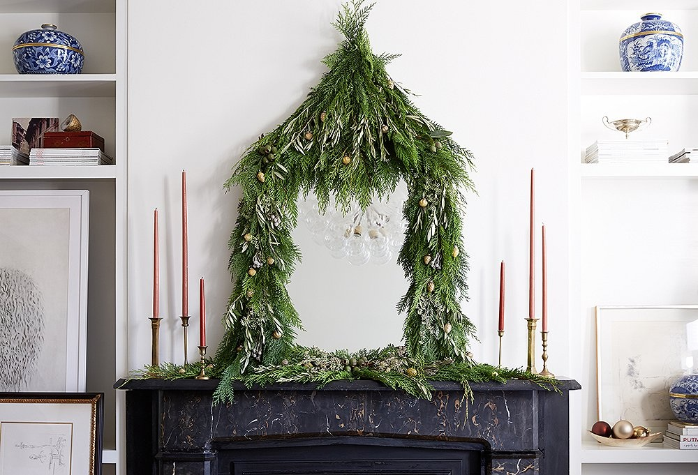 HOLIDAY GREENERY,AND IDES,