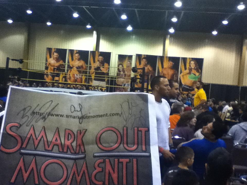 SOM Crowd Sign - FCW