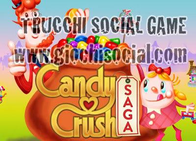 Trucchi Candy Crush Saga Iphone