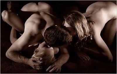 sexo a tres