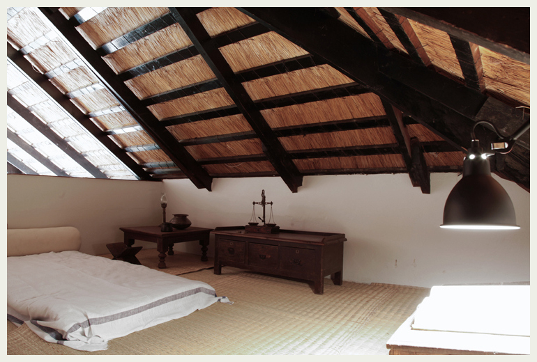 an indian summer the satyagraha house. Black Bedroom Furniture Sets. Home Design Ideas