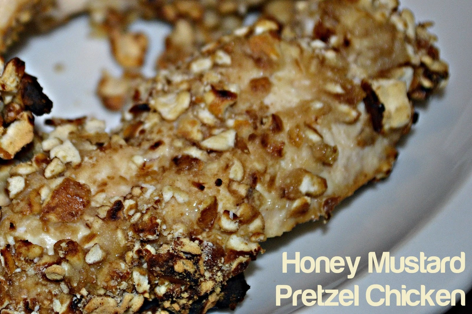 how to make honey mustard pretzels