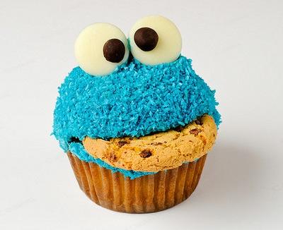 lapar bila tengok gambar gambar cupcake ini tapi cik tikah tak suka ...