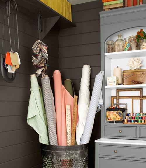 5 Ideas Para Organizar La Habitacion De Las Manualidades - Manualidades-habitacion