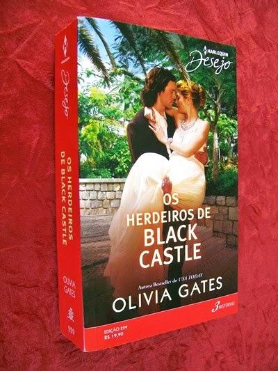 Os Herdeiros de Black Castle * Olivia Gates