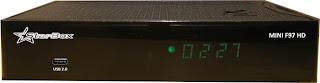 Actualizacion para el Decodificador FTA Starbox 24 Agosto 2013