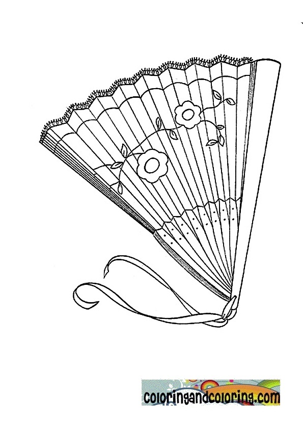 electric fan coloring pages - photo #15