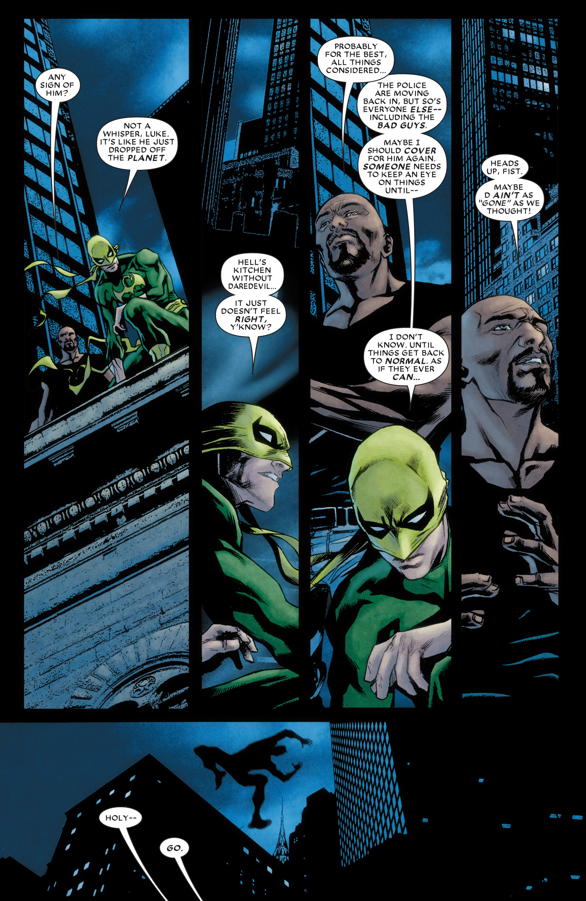 Read online Daredevil (1998) comic -  Issue #512 - 15