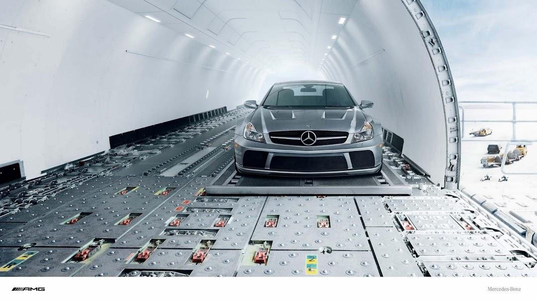 Mercedes Benz Car HD Wallpaper 13