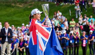 GOLF - Lydia Ko bate el récord de la más joven en ganar un major