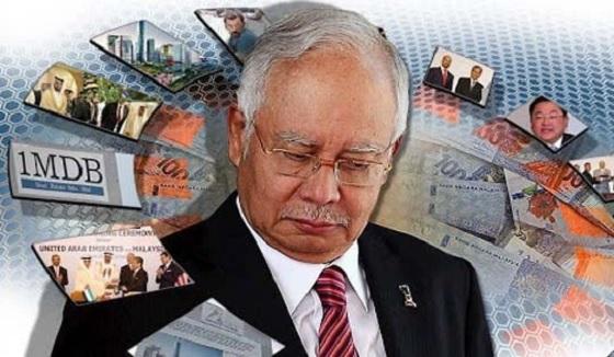 Malaysia tempat ke 3, dalam rangking skandal rasuah paling teruk di dunia