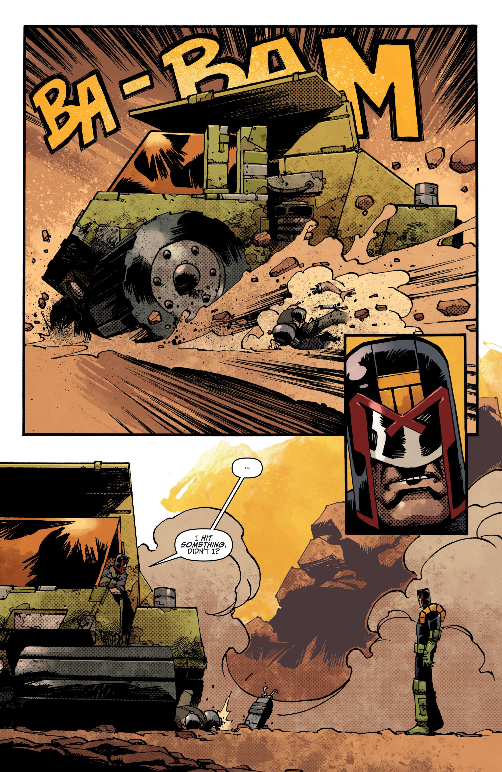Read online Judge Dredd (2012) comic -  Issue # _TPB 3 - 84