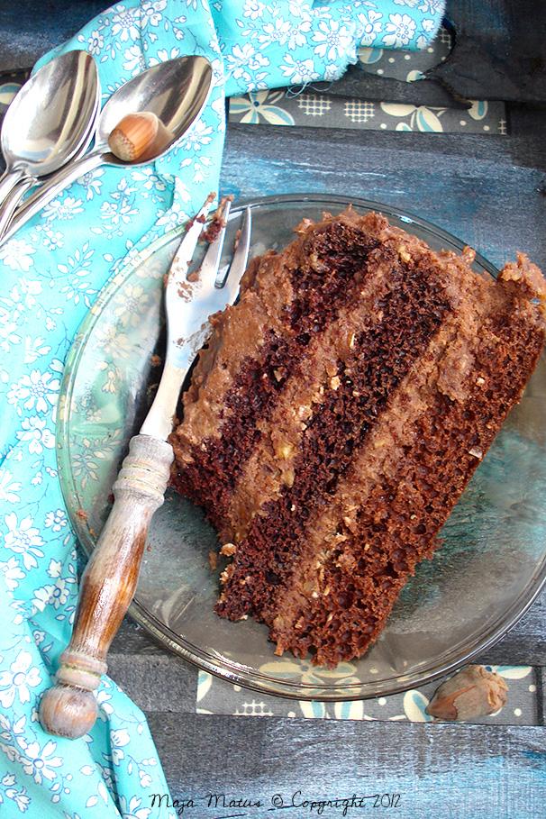 Ferrero Rocher Milk Chocolate With Hazelnut Cake Recipe ...