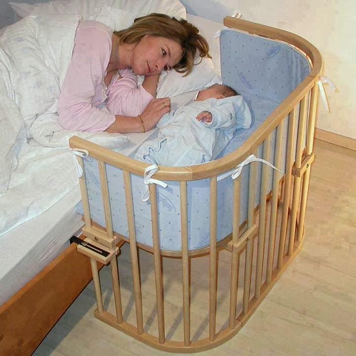 Culla neonato agganciabile oggetti utili - Culla neonato da attaccare al letto ...
