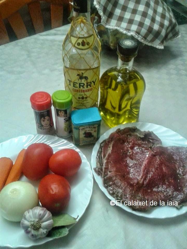El calaixet de la iaia filetes de ternera en salsa paso a - Filetes de ternera en salsa de cebolla ...