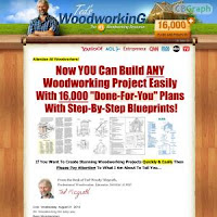 Tedswoodworking.com 16000 Plans - #1 On Home & Garden