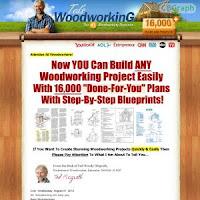 Tedswoodworking.com 16000 Plans - #1 On Home & Garden