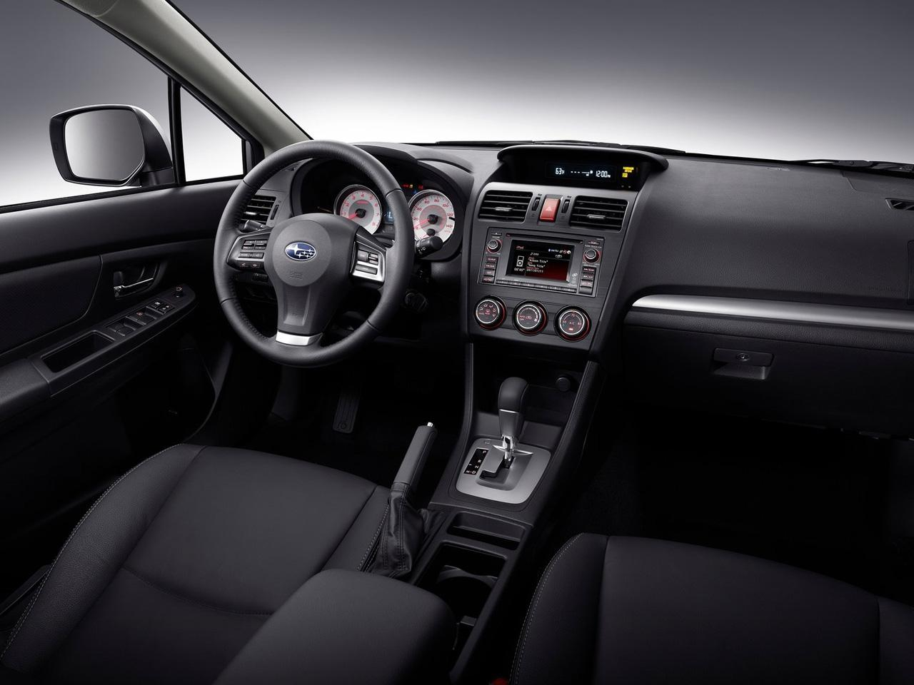 Subaru Impreza 2012  Hottest Cars Today