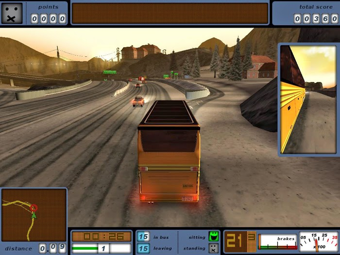 Bus Driver Setup v1.5 Full İndir