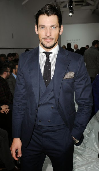 David Gandy - This is what I imagined Darcy would look like!