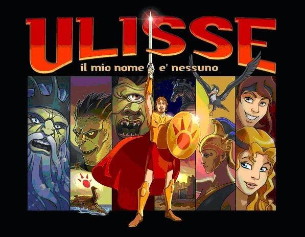 Noi di prima: epica: lodissea il cartone animato